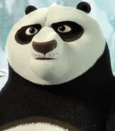 Po in Kung Fu Panda- The Paws of Destiny