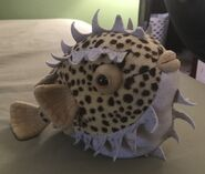 Poof the Puffer Fish