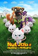 The Nut Job 2 Nutty by Nature 2017