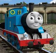 Thomas as Old Doc Hogg