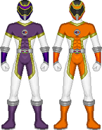 Twin Prism Rangers