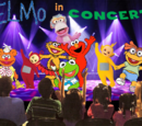 Elmo and the Backyard Gang: Elmo in Concert