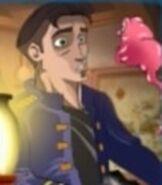 Jim Hawkins in Disney's Treasure Planet Battle at Procyon