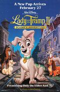 Lady and the Tramp 2 Scamp's Adventure (2001)