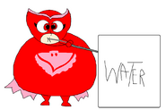 Owlette Water Inflation