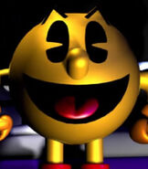 Pac-Man in Pac-Man- Adventures in Time