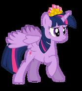 Princess Twilight Sparkle (Crowned)