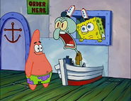 SPONGEBOB! PATRICK! DO YOU MIND!