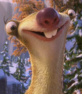 Sid in Ice Age- Continental Drift-0