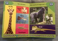 Alligator to Zebra ABC's- Learning Your ABC's with Animals (7)