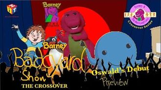 Barney The Backyard Show The Crossover Preview