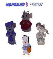 Bernard and Friends (Barney) tv poster