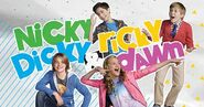 Nicky-Ricky-Dicky-And-Dawn-Harper-Cast-Stars-Characters-With-Logo-Season-Three-3-Nickelodeon-USA-Nick-Com-NRDD