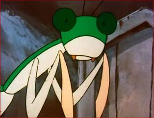 Praying Mantis (Maya the Bee)