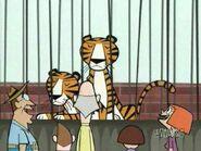 Dexter's Lab Tigers