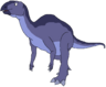 Diego the Camptosaurus