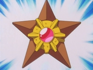 Misty Staryu anime