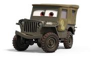Sarge cars 3