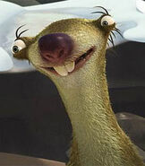 Sid in Ice Age: The Meltdown