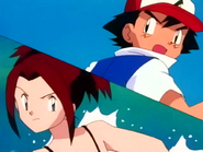 Ash vs Cissy