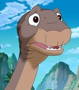 Littlefoot in The Land Before Time 13 The Wisdom of Friends