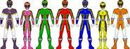 Prism Surge Full Team