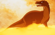 Simba the king lion quadruped dinosaur