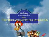 The Tibetan Mastiff Fox Hybrid King Trilogy (Movie Spoofs for Sale)