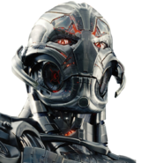 Avengers age of ultron ultimate ultron render by eversontomiello-d8fpc62