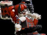 Dr. Harleen Quinzel/Harley Quinn (The Lego Batman Movie)