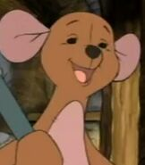 Kanga in The Tigger Movie