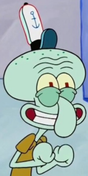 Squidward Tentacles-0