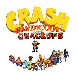 Crash bandicoot crackups