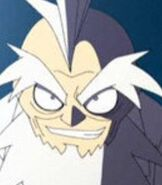 Dr. Z in Dinosaur King