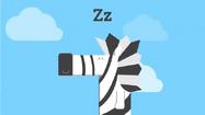 Little Steps Zebra