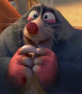 Mole in The Nut Job 2 Nutty by Nature