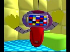 PD the Robot (Super Magnetic Neo)