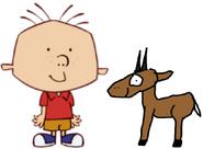 Stanley Griff meets Klipspringer