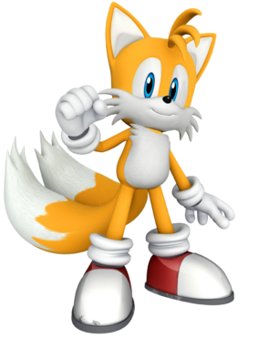 Tails sonic the hedgehog
