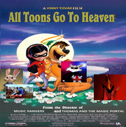 All Toons Go To Heaven movie poster