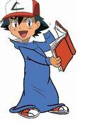 Ash as simon seville