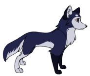 Female wolf character adoptable open by preedexyoa-d50x1di