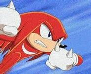 Knuckles fighting