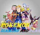 Pokemon Diamond and Pearl (1701Movies Human Style)