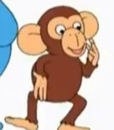 Steve the Monkey