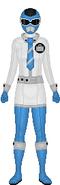 Lab Blue Ranger