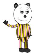 Panda 'Pandy' Smoochie (pajamas)