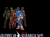Power Rangers and Sonic the Hedgehog
