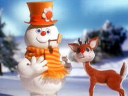 Rudolph and frosty 1979