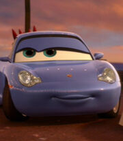 Sally in Cars 2